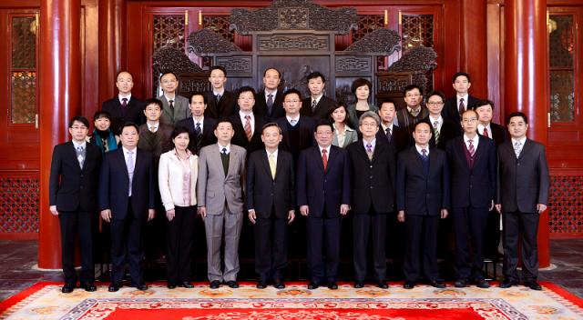 赴中國大陸公安部協商打擊犯罪